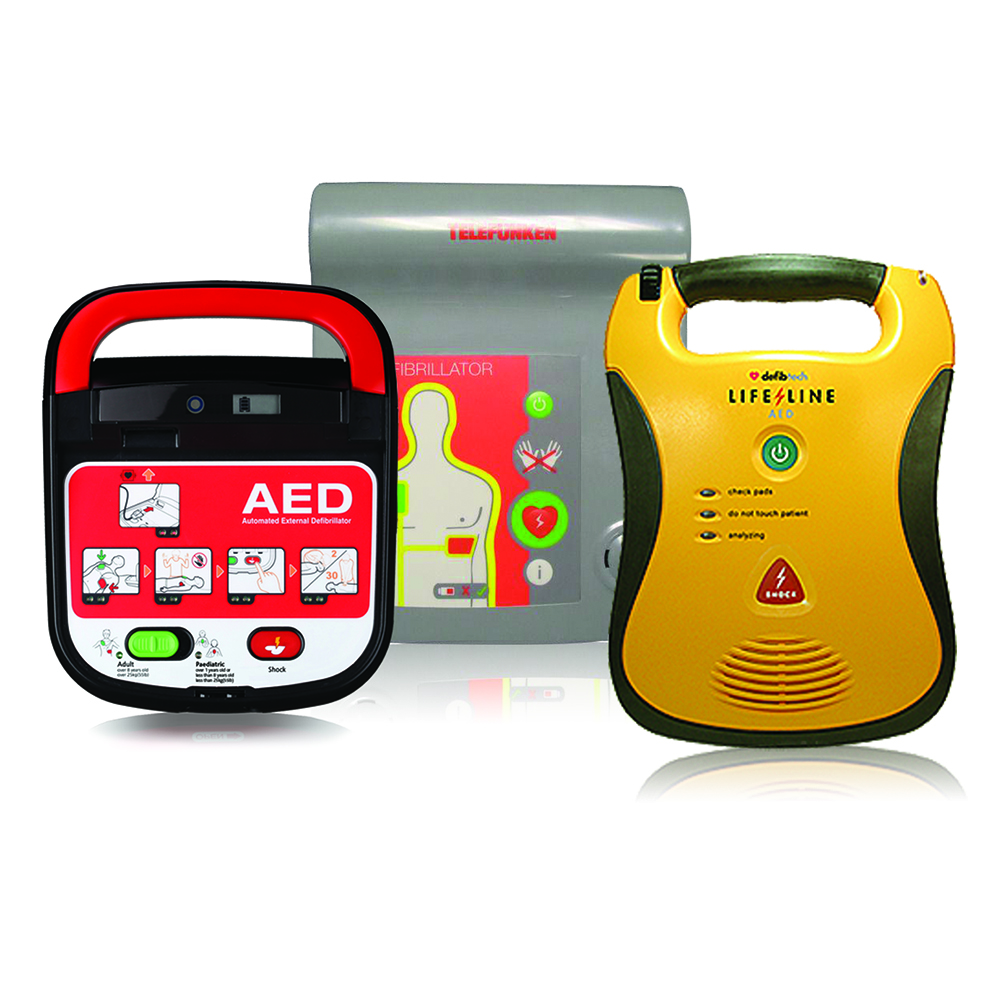 AEDs and Accessories