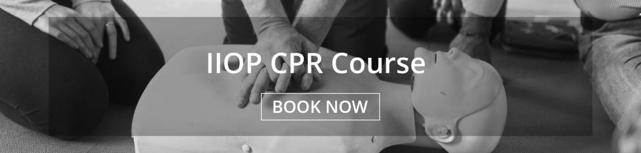 IIOP CPR Course